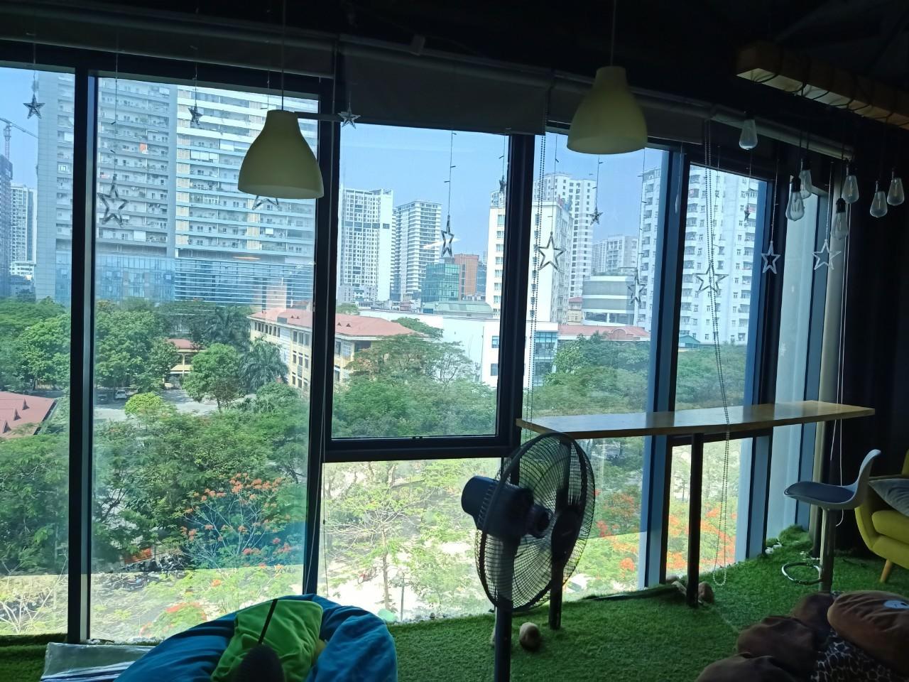 Dán phim cách nhiệt hàn quốc chống nóng nhà kính tại Hà Nội